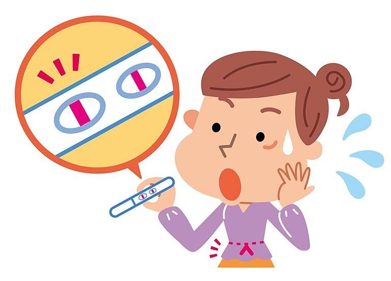 反応しない人 妊娠検査薬 妊娠検査薬で陰性でも妊娠の可能性はあるの?体験談から (ママリ