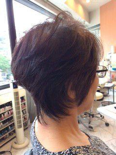 60代ミセスに人気の髪型25選 髪の長さ別に 若見えアレンジも