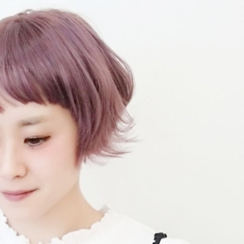 2020 ピンク系のヘアカラー人気7色 長さ別のヘアスタイル実例集