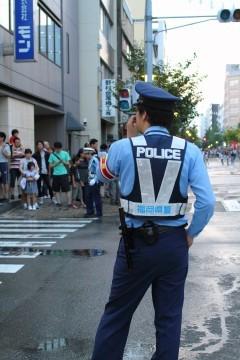 警察官と合コン