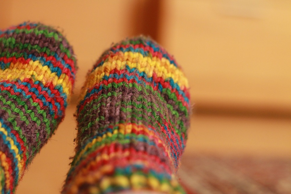 靴下 夢 占い