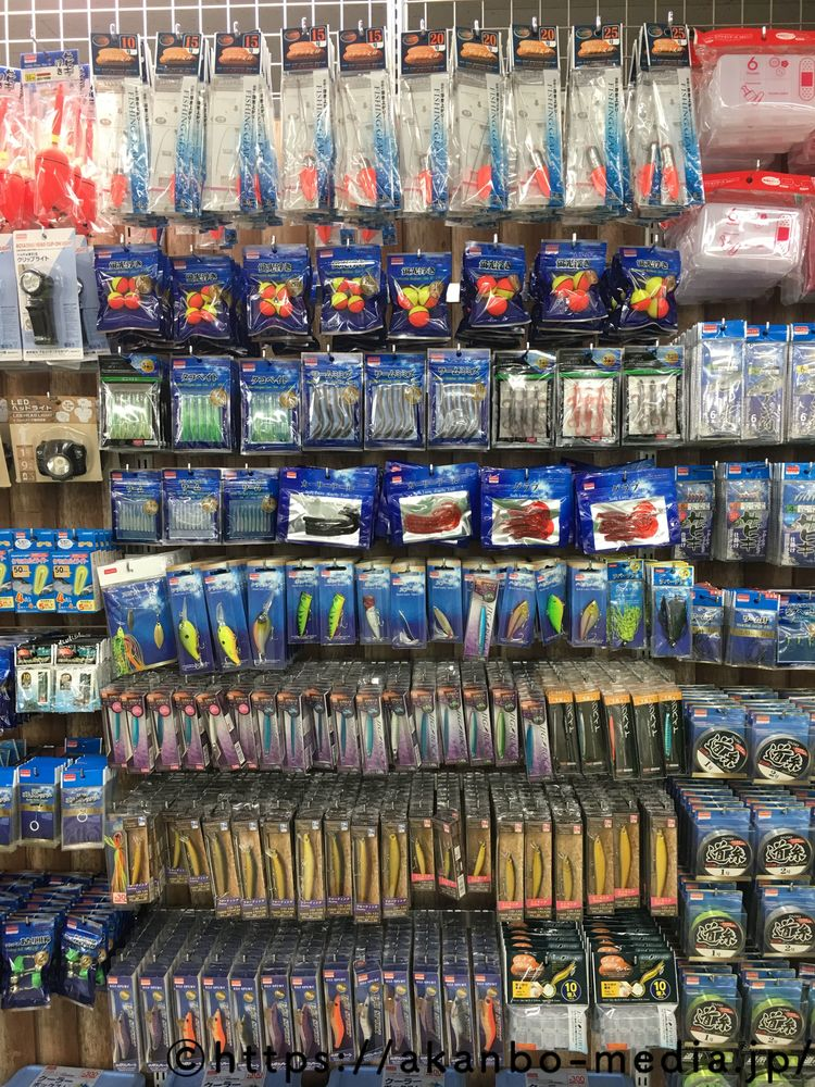 釣具 ダイソー ダイソーの釣具取扱店と釣り具の売り場は?使えるのか口コミも調査しました!