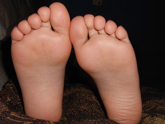 痒い 足 の ジンクス 裏