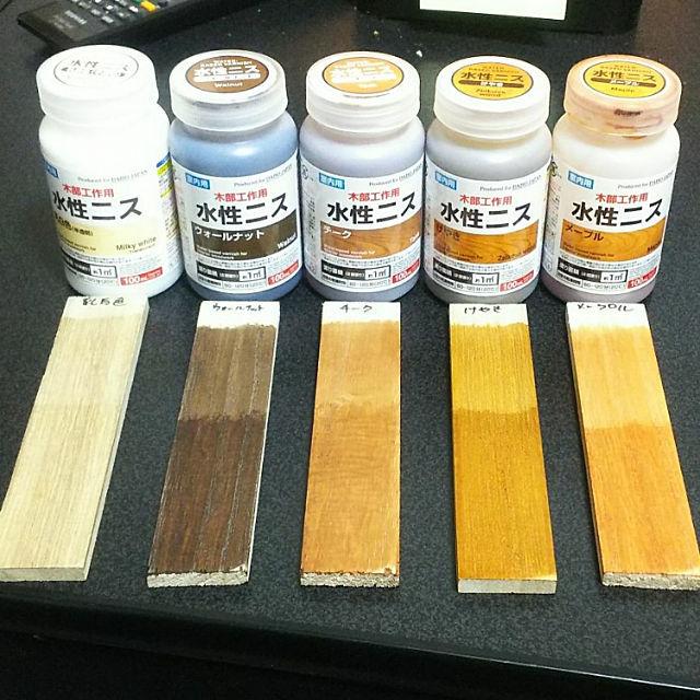 油性 ニス 塗り 方 ニスで上手に仕上げる塗り方は?水性や油性での塗装や仕上げのコツを...