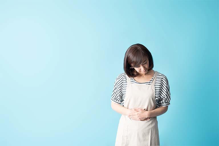 胸張らない 妊娠