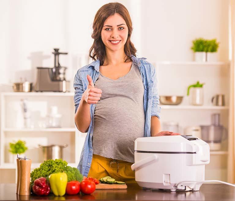 妊娠中はリステリア菌と水銀を多く含む食事に注意