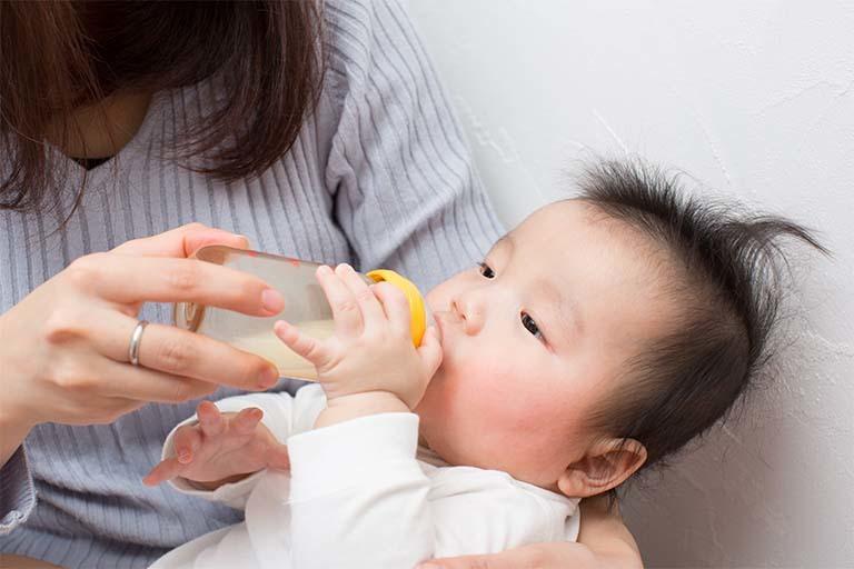 ない 3 飲ま ヶ月 ミルク